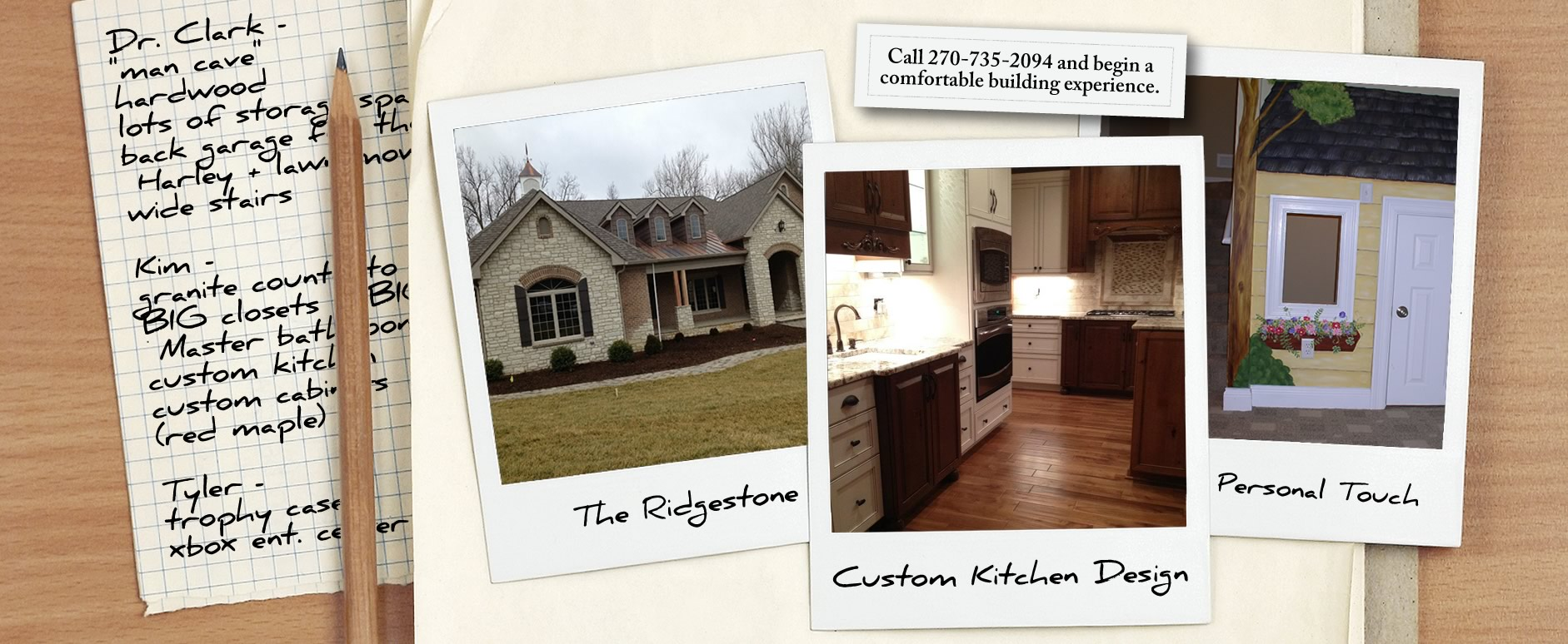 Elizabethtown KY Custom Home Photos